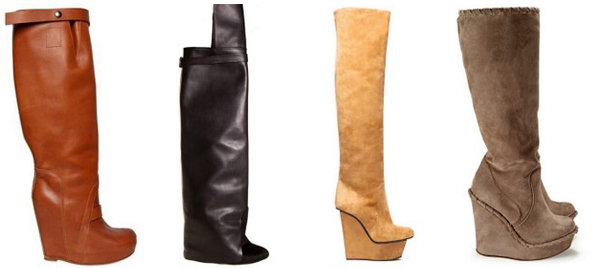 модная зимняя обувь 2013 | 2 | Зимние сапоги 2014