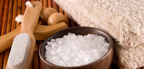 как похудеть солью