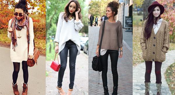 Увеличить | Легинсы с чем носить | Модные женские