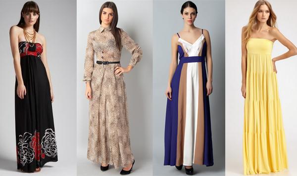 Подобрать длину платья